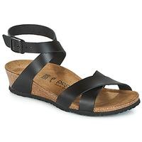 Topánky Ženy Sandále Papillio LOLA Čierna