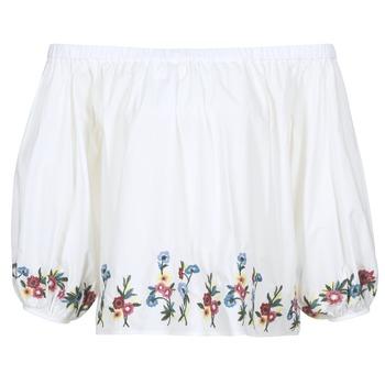Oblečenie Ženy Blúzky Moony Mood IFITI Biela