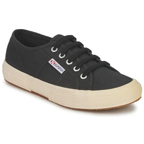 Topánky Nízke tenisky Superga 2750 CLASSIC čierna