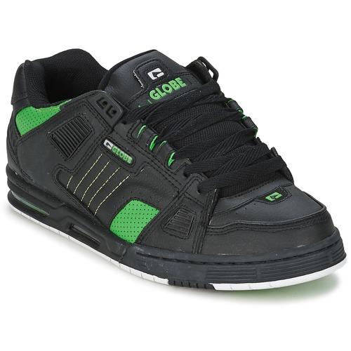 Topánky Muži Nízke tenisky Globe SABRE Čierna / Zelená