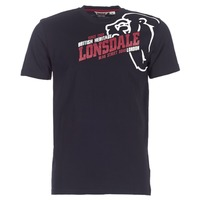Oblečenie Muži Tričká s krátkym rukávom Lonsdale WALKLEY Čierna