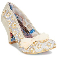 Topánky Ženy Lodičky Irregular Choice PALM COVE Béžová