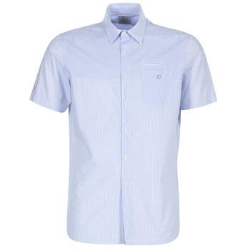 Oblečenie Muži Košele s krátkym rukávom Oxbow K1CAMINO Modrá / Modrá