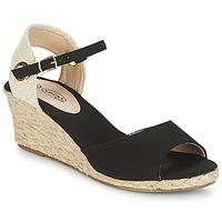 Topánky Ženy Sandále Spot on BONDER Čierna