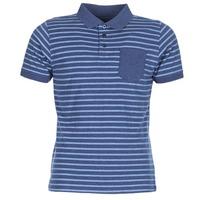 Oblečenie Muži Polokošele s krátkym rukávom Casual Attitude INUTIOLE Modrá / Biela