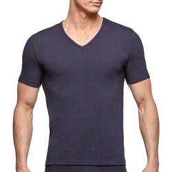 Oblečenie Muži Tričká s krátkym rukávom Impetus GO31024 039 Modrá