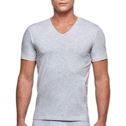 Oblečenie Muži Tričká s krátkym rukávom Impetus GO31024 073 Šedá