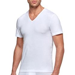 Oblečenie Muži Tričká s krátkym rukávom Impetus GO31024 26C Biela