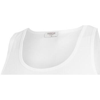 Oblečenie Muži Tielka a tričká bez rukávov Impetus GO30024 26C Biela