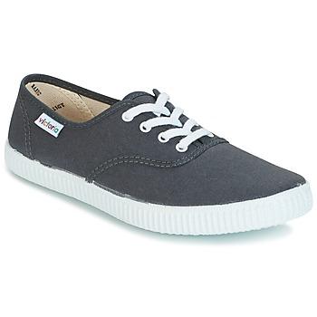 Topánky Nízke tenisky Victoria INGLESA LONA Antracitová