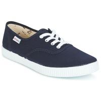 Topánky Nízke tenisky Victoria INGLESA LONA Námornícka modrá