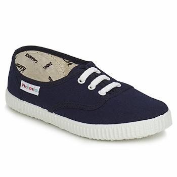 Topánky Deti Nízke tenisky Victoria 6613 KID Modrá