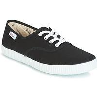 Topánky Nízke tenisky Victoria INGLESA LONA Čierna