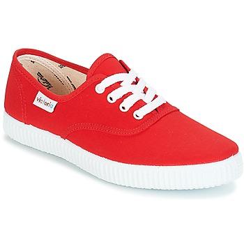Topánky Nízke tenisky Victoria INGLESA LONA Červená