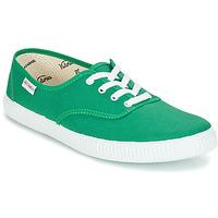 Topánky Nízke tenisky Victoria INGLESA LONA Zelená