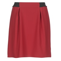 Oblečenie Ženy Sukňa Naf Naf KATIA Červená