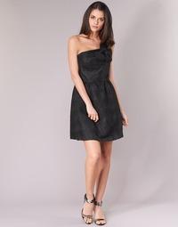 3d9c2e74a190 Oblečenie Ženy Krátke šaty Naf Naf ECLAIR Čierna