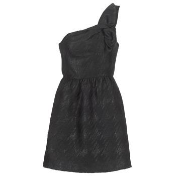 Oblečenie Ženy Krátke šaty Naf Naf ECLAIR Čierna