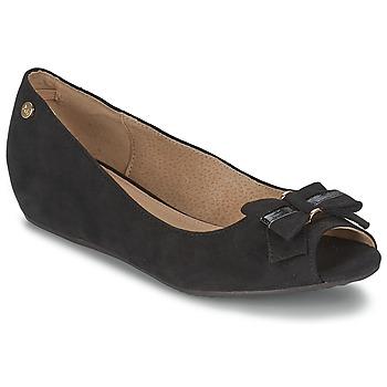 Topánky Ženy Balerínky a babies Xti MIZQUE čierna