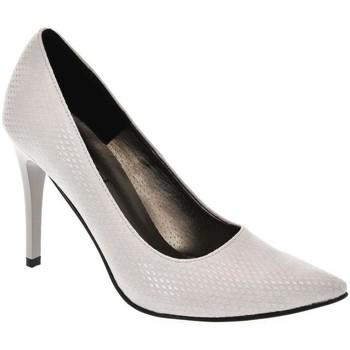 Topánky Ženy Lodičky John-C Dámske sivé lodičky DEMONA sivá