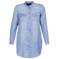 Oblečenie Ženy Krátke šaty Vero Moda VMSILLA Modrá
