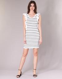 1b022441b Oblečenie Ženy Krátke šaty Vero Moda VMABHY Biela / Čierna