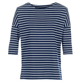 Oblečenie Ženy Mikiny Vero Moda VMULA Námornícka modrá / Biela