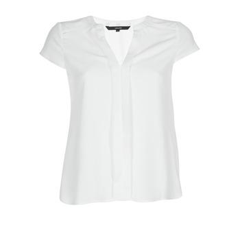Oblečenie Ženy Blúzky Vero Moda VMTONI Biela