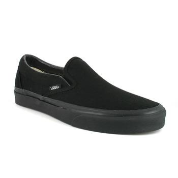 Topánky Slip-on Vans CLASSIC SLIP ON Čierna / Čierna