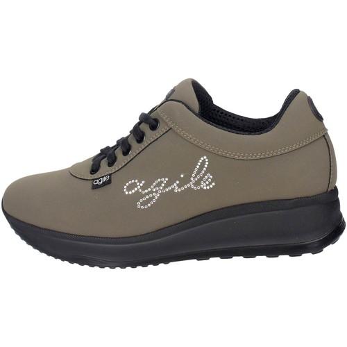 Topánky Ženy Nízke tenisky Agile By Ruco Line 1315(17*) Dark Green