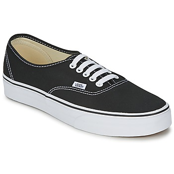 Topánky Nízke tenisky Vans AUTHENTIC Čierna