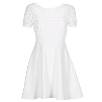 Oblečenie Ženy Krátke šaty Betty London INLOVE Biela
