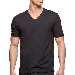 Oblečenie Muži Tričká s krátkym rukávom Impetus 1360002 020 Čierna