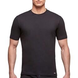 Oblečenie Muži Tričká s krátkym rukávom Impetus 1361001 020 Čierna
