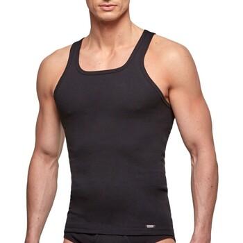 Oblečenie Muži Tielka a tričká bez rukávov Impetus 1334001 020 Čierna