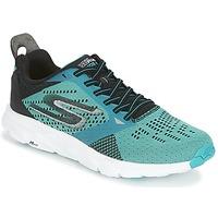 Topánky Muži Bežecká a trailová obuv Skechers GO Run Ride 6 Modrá / Čierna
