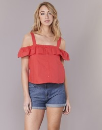 Oblečenie Ženy Blúzky Moony Mood IFARANDOL Červená