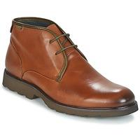 Topánky Muži Polokozačky Pikolinos GLASGOW M05 Hnedá