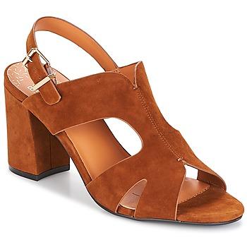 Topánky Ženy Šľapky Bocage PAULI Červená tehlová