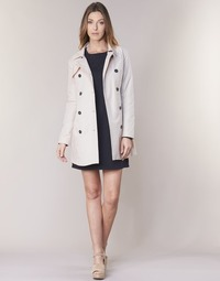 Oblečenie Ženy Kabátiky Trenchcoat Only LUCY Béžová