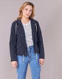 Oblečenie Ženy Parky Only NEW SKYLAR Námornícka modrá