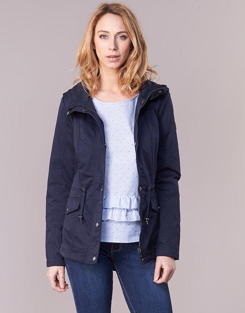 Oblečenie Ženy Parky Only NEW KATE Námornícka modrá
