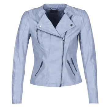 Oblečenie Ženy Kožené bundy a syntetické bundy Only AVA Modrá