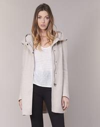 Oblečenie Ženy Kabáty Only SEDONA Béžová