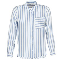 Oblečenie Ženy Košele a blúzky Only CANDY Biela / Modrá