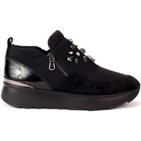 Topánky Ženy Slip-on Geox Gendry Čierna