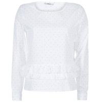 Oblečenie Ženy Blúzky Only TINE Biela