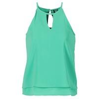 Oblečenie Ženy Blúzky Only MARIANA Zelená