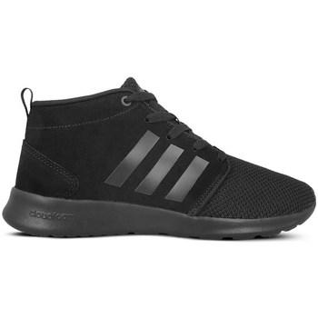 Topánky Ženy Členkové tenisky adidas Originals CF Racer Mid Neo Čierna