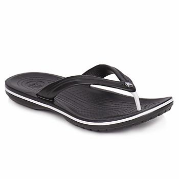 Topánky Žabky Crocs CROCBAND FLIP Čierna